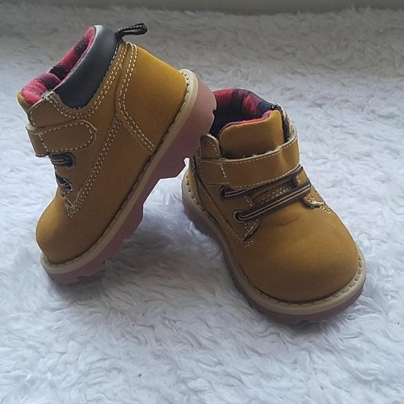 f0889824d25 Garanimals boys work boots